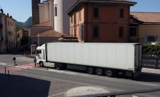 Goods in transit from Italy with Sam Logistic
